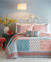 Jessica Simpson Indian Sunrise Full/Queen Quilt
