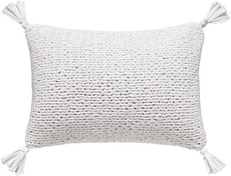 Splendid Home Decor Knit Accent Pillow