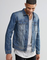 Religion Midwash Denim Jacket