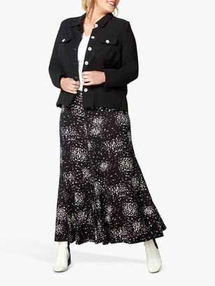 Live Unlimited Tailored Duster Coat, Black
