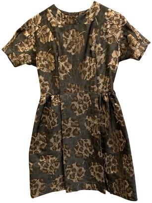 Anna Molinari Multicolour Dress for Women