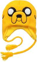 Adventure Time Jake 3D Jacquard Laplander Hat