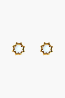 Asha Kismet Stud Earrings