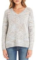 Michael Stars Women's V-Neck Sweater
