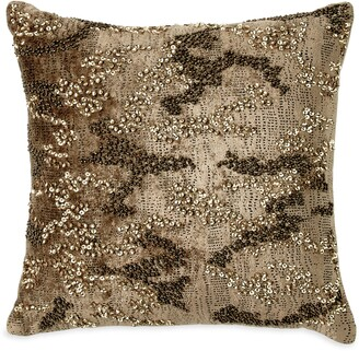 Donna Karan Sequin Accent Pillow