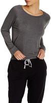 Honeydew Intimates Jet Set Raglan Sweatshirt