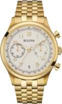 Bulova Vintage Classics Collection 97B149 Gold Analog Quartz Men's Watch