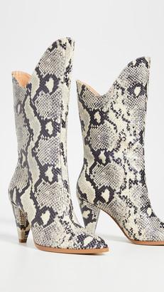 Jaggar Pinnacle Snake Boots