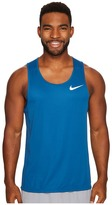 Nike Dry Miler Running Tank Men's Sleeveless