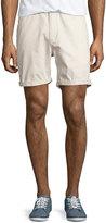 Wesc Rai Rolled-Cuff Shorts, Moon Beam