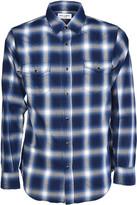 Saint Laurent Checked Western Shirt