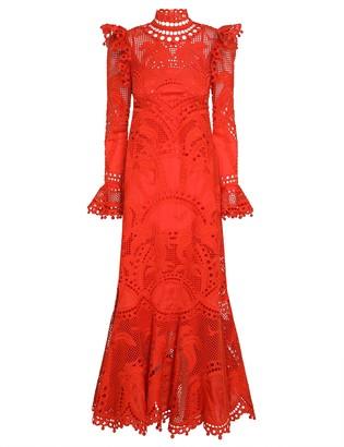 Zimmermann Brightside Palm Gown