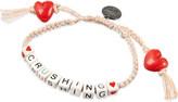 Venessa Arizaga Crushing ceramic bracelet