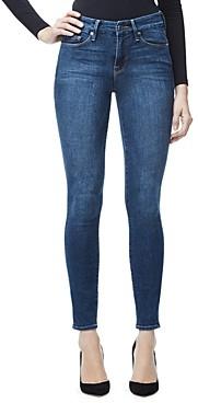 Good American Good Legs Skinny Jeans in Blue004