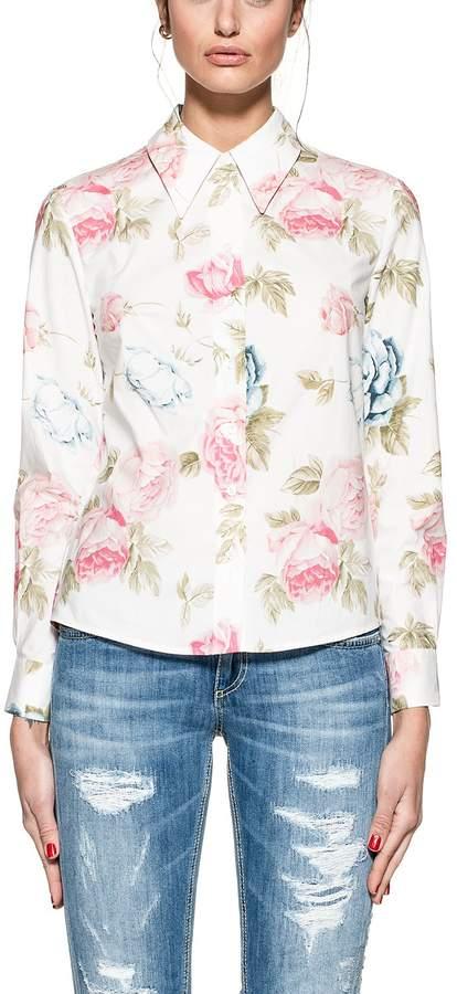 Dondup White Kaimi Shirt