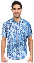 Robert Graham River Jordan Short Sleeve Woven Shirt