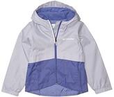 Columbia Kids Rain-Zillatm Jacket (Toddler) (African Violet/Twilight) Girl's Jacket