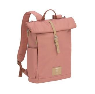 Lassig Green Label Rolltop Backpack Diaper Bag Cinnamon
