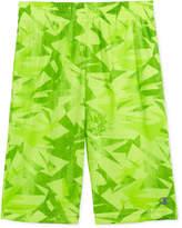 Champion Abstract-Print Mesh Shorts, Big Boys (8-20)