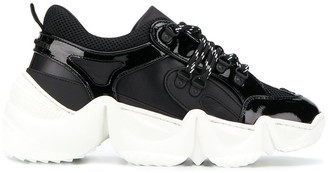 Philipp Plein Statement Runner Sneakers