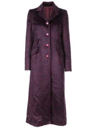 Sies Marjan Trish Mohair Full Length Coat