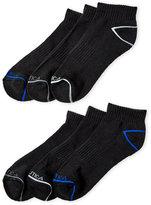 Nautica 6-Pack Athletic Quarter Socks