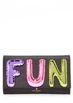 Kate Spade Fun Balloon Clutch