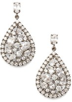 Nina Cubic Zirconia Teardrop Earrings