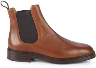 Paul Stuart Leather Chelsea Boots