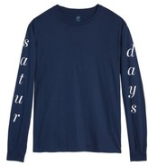 Hanes Men's Saturdays Nyc Long Sleeve T-Shirt