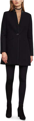 BCBGMAXAZRIA Sadie One-Button Coat