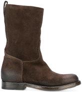 Silvano Sassetti mid-calf boots