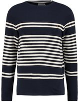 Farah The Hartfield Jumper Dark Blue