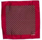 Hermes Infini Maillon Pocket Square
