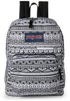 JanSport Black & White Digibreak Backpack