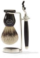 The Art of Shaving Nickel-Plated Classic Brush/Razor Stand