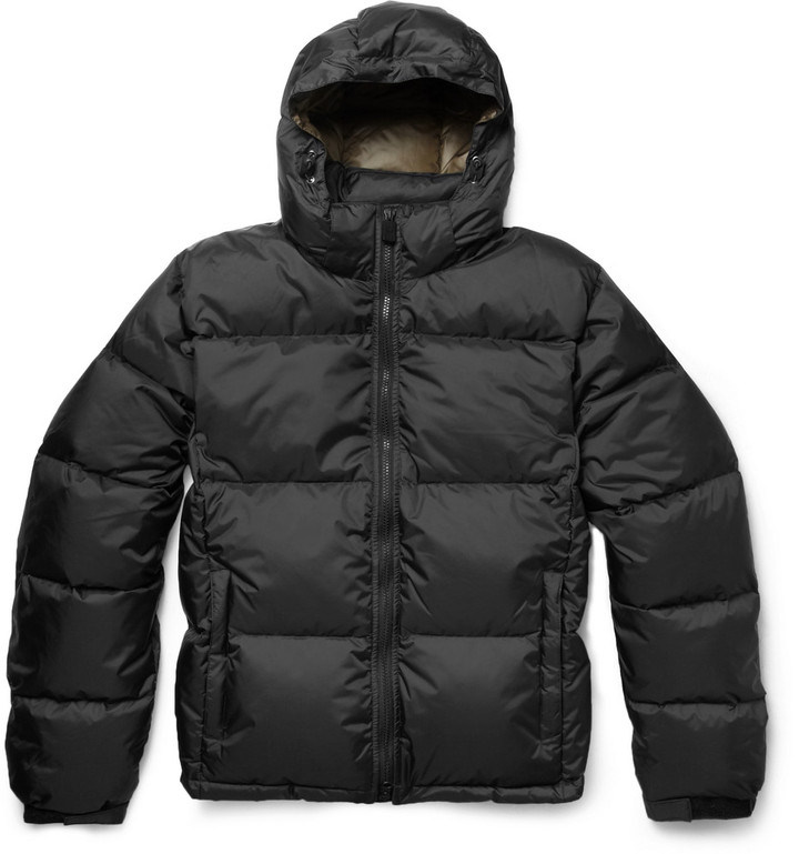 Aspesi Quilted Waterproof Jacket