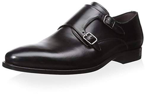 Mezlan Men's Plain Toe Double Strap