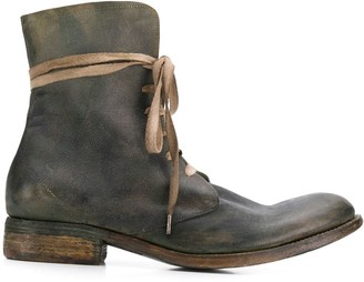 A Diciannoveventitre Wild Military boots