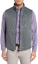 Tommy Bahama Men's Sea Glass Reversible Vest