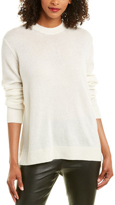 Theory Solid Cashmere Sweater