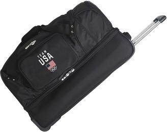 Denco Sports Luggage Denco USA Olympics Team 27-Inch Drop-Bottom Duffle Bag