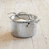 Williams-Sonoma Signature Thermo-CladTM Stainless-Steel Soup Pot, 4-Qt.