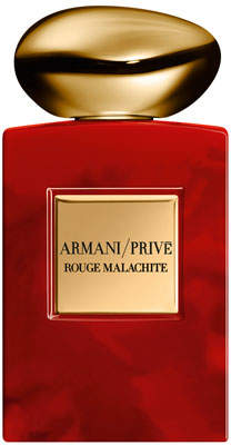 Giorgio Armani Limited Edition Rouge Malachite 'L'Or De Russie', 3.4 oz./ 100 mL