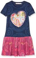 Desigual Girl's VEST_JEFFERSON Dress
