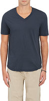 James Perse Men's Sequoia Cotton T-Shirt-BLACK