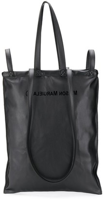 MM6 MAISON MARGIELA Multiple Handles Tote Bag
