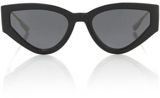 Christian Dior Cat Eye Style 1 acetate sunglasses