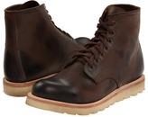 Steve Madden Vantage (Brown Leather) - Footwear