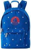 Petit Bateau Boys print backpack